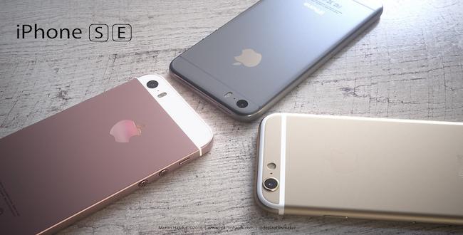 iPhone SE: no hay acuerdo sobre el diseño final