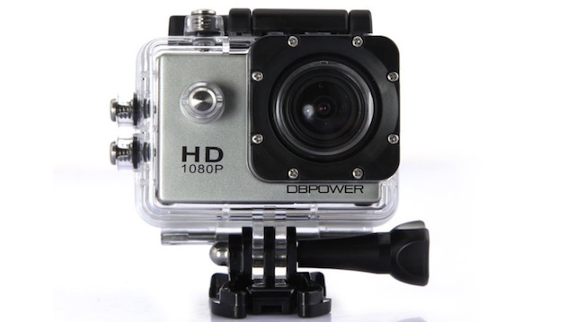 DBPOWER 12MP 1080P HD camara