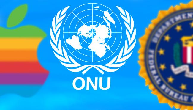Apple cuenta con el apoyo de la ONU en su lucha contra el FBI