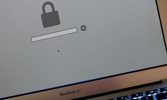 Aumenta la seguridad en tu Mac poniendo contraseña al firmware