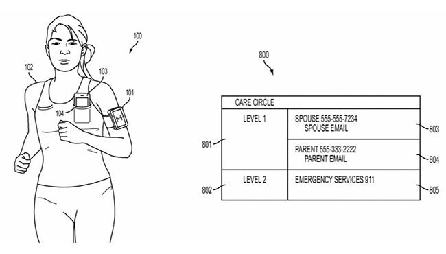 Patente: el Apple Watch podría detectar ataques al corazón