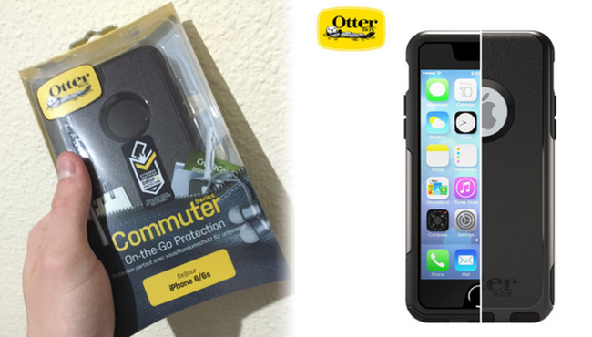 Funda iPhone 6 y 6s Otterbox Commuter Series [Review]