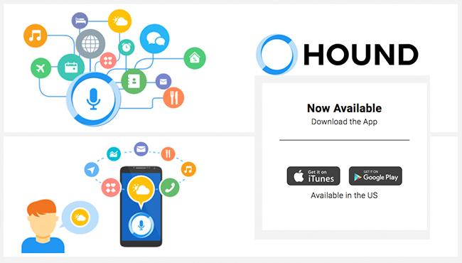 Llega Hound, el asistente virtual que competirá directamente con Siri
