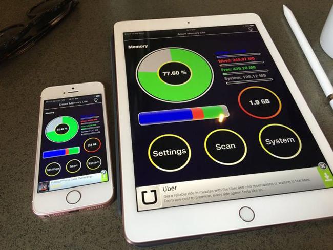 iPad Pro 9,7%22-2 GB - 1