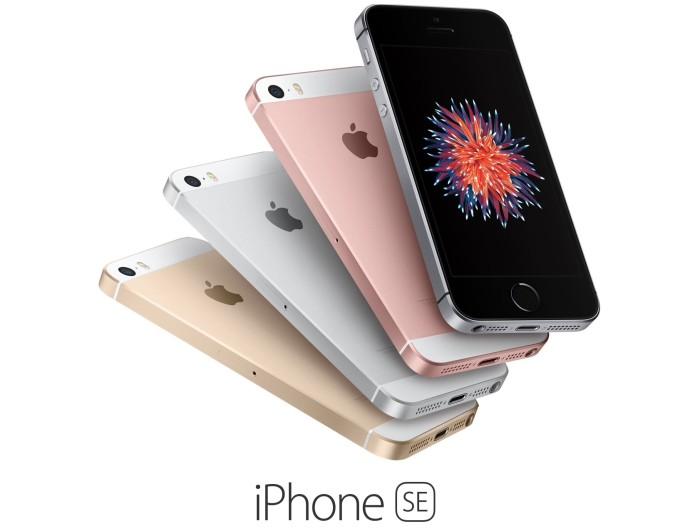 El iPhone SE salvará a Apple de la caída continuada de las ventas