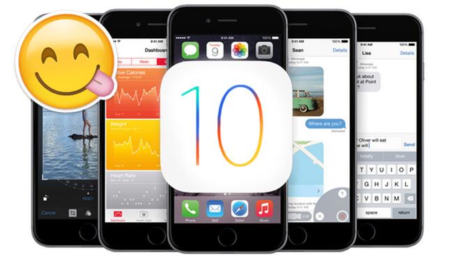 iOS 10: todas las novedades que esperamos