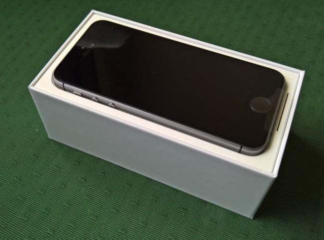 El iPhone SE, con el olor característico de los productos Apple