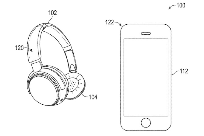 Apple patenta unos auriculares inalámbricos para el iPhone 7