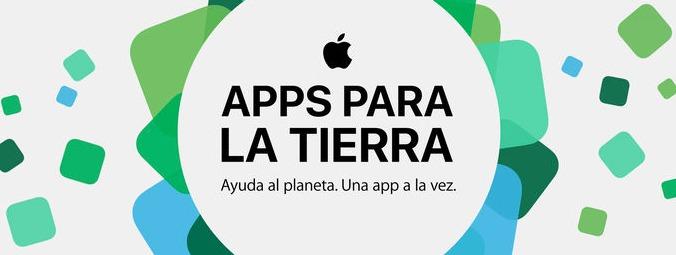 Apple: apps, books y ecología