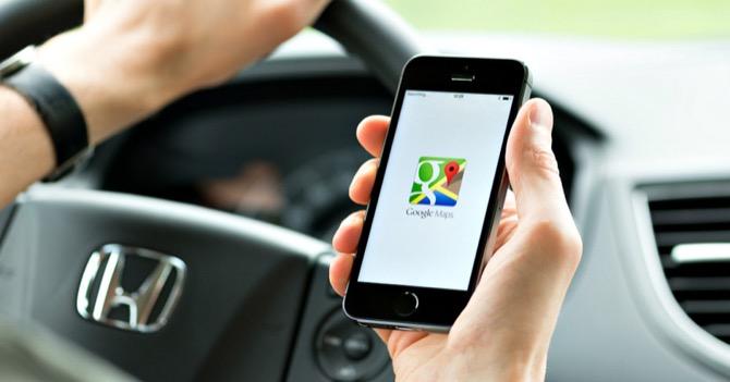 Google Maps lanza un nuevo widget para iOS