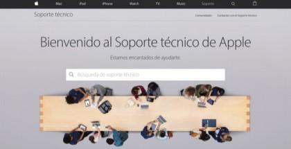 Soporte Técnico de Apple 1