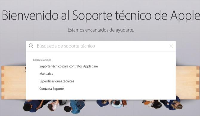Soporte Técnico de Apple 2