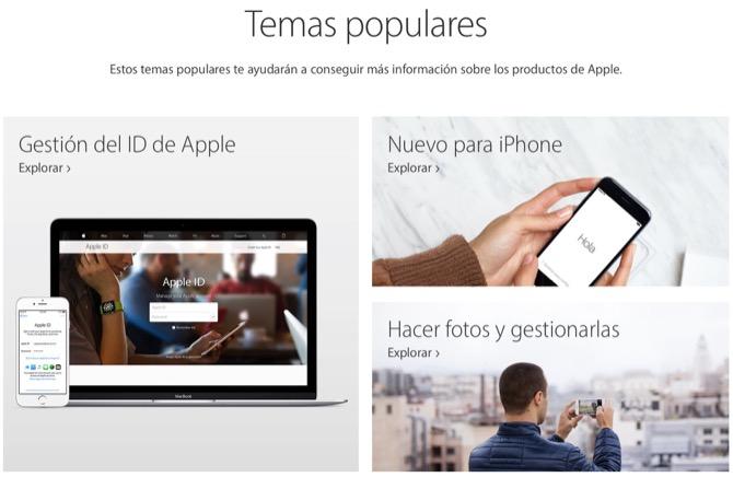 Soporte Técnico de Apple 3