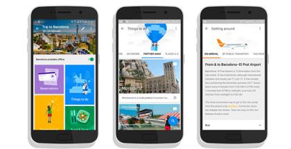 Conoce Trips, el próximo asistente de viajes de Google