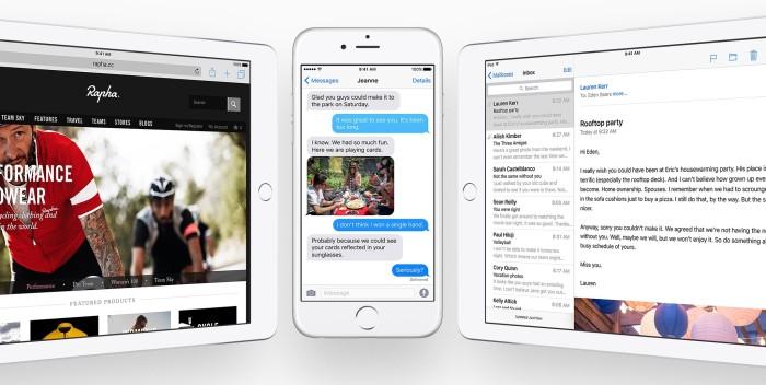 iOS 9: la plataforma más exitosa de Apple