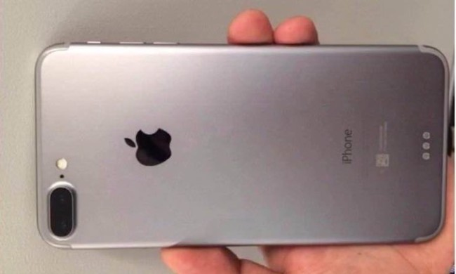 iPhone 7 boceto concepto