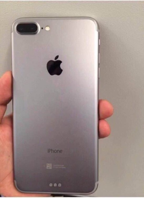 iPhone 7 boceto concepto