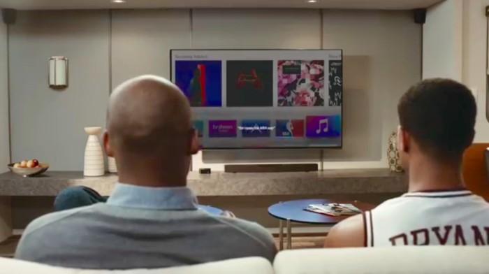Apple TV: Kobe Bryant y Michael B. Jordan protagonizan un nuevo anuncio