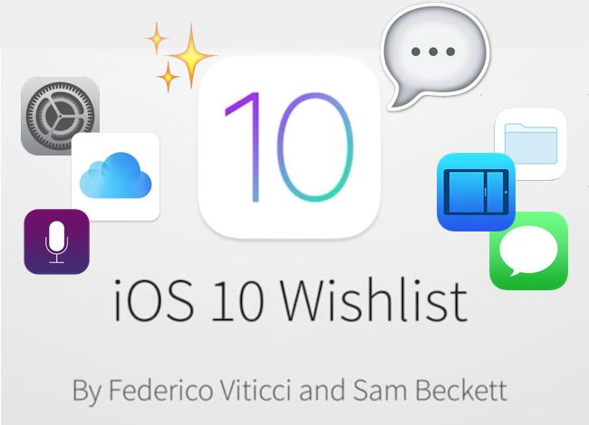 iOS 10 ya está cerca: rumores, fecha de lanzamiento y más