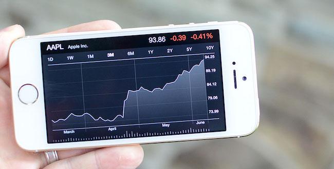 Apple se escapa a los aranceles de importación desde China