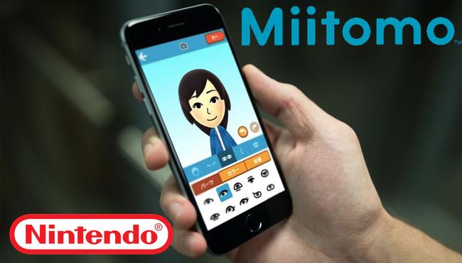 Nintendo lanza Miitomo, su primer juego para iPhone