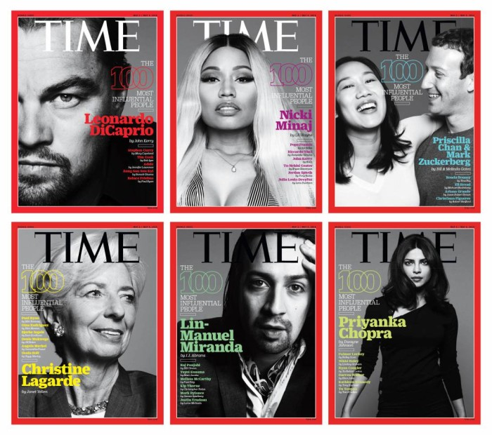 Tim Cook: uno de los 100 titanes de la revista TIME