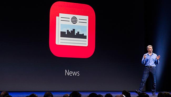 Apple News incorpora nuevas funciones para editores