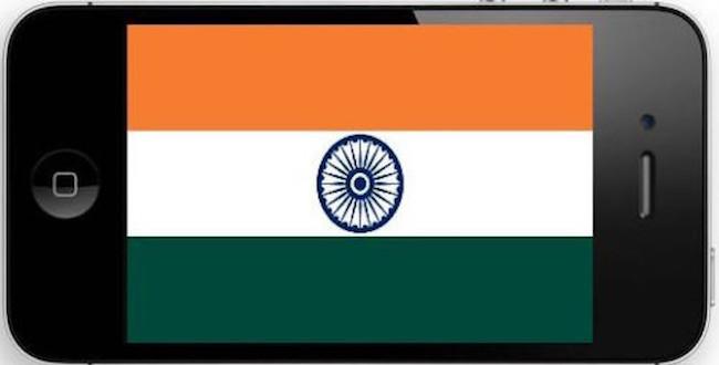La venta de iPhone crece un 56% en la India