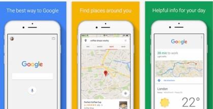 Google App mejora para iOS, y ya podemos disfrutarlo en nuestro iPhone y iPad