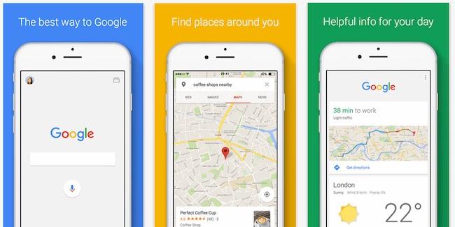 Google hace mejores apps para iOS que para Android