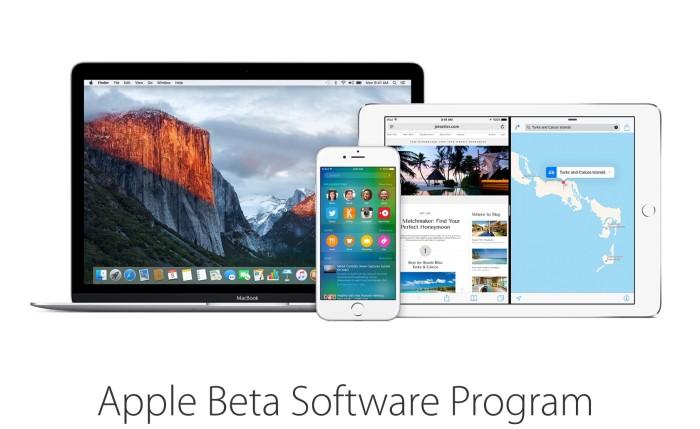 Apple publica la cuarta beta de iOS 9.3.2, OS X 10.1.5 y tvOS 9.2.1
