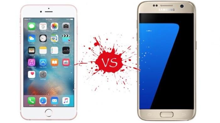 iPhone 6s vs Galaxy S7: la mejor prueba de caída