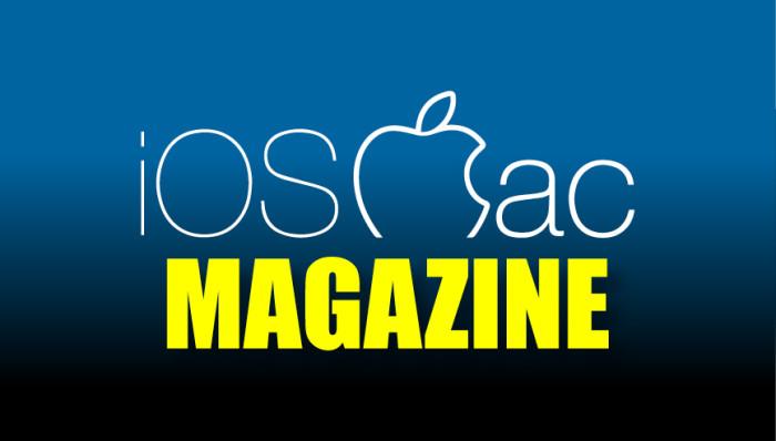 iOSMac Magazine: ya puedes descargarla