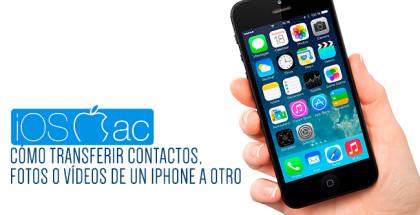 transferir-contactos-multimedia-iphone