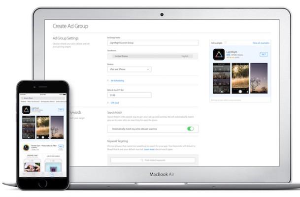 App Store Anuncios
