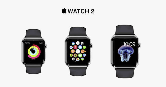 Apple Watch 2 disponible antes de navidades con impermeabilidad