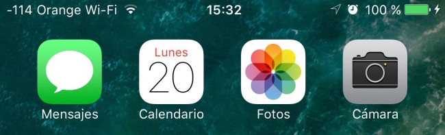 Código iPhone