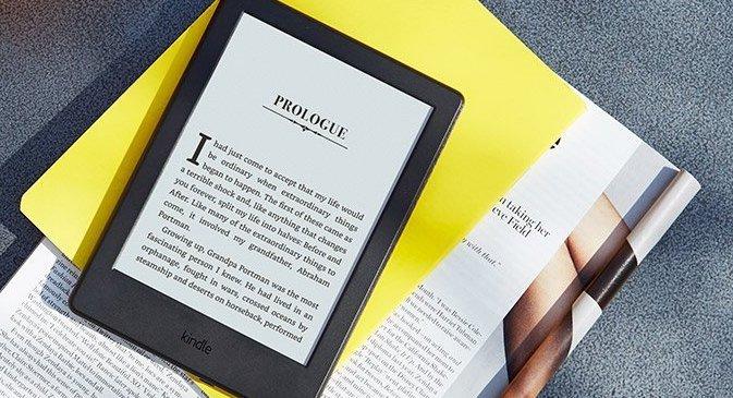 Amazon lanza la tableta Kindle más barata