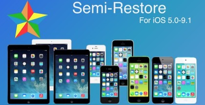 Semi-Restore main