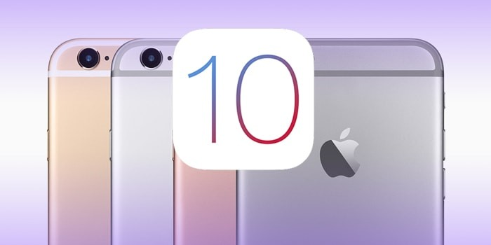 Las impresiones del nuevo iOS 10 [Encuesta]