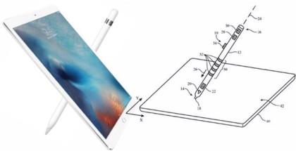 apple pencil sensor ipad pro