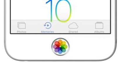 fotos ios 10 iPhone