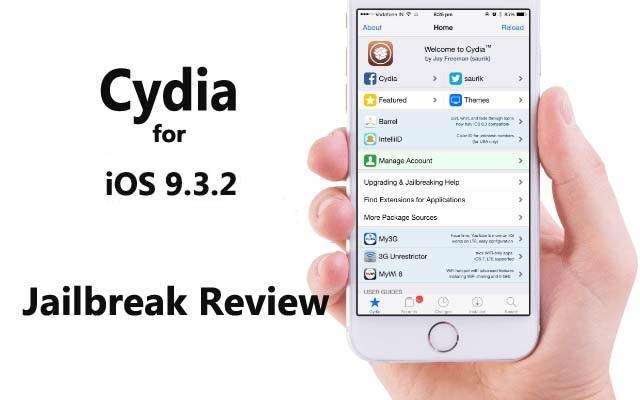 Jailbreak iOS 9.3.2 Actualización [Junio 2016]