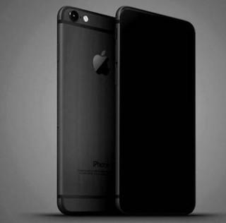El iPhone 7 vendría en Space Black a juego con el Apple Watch