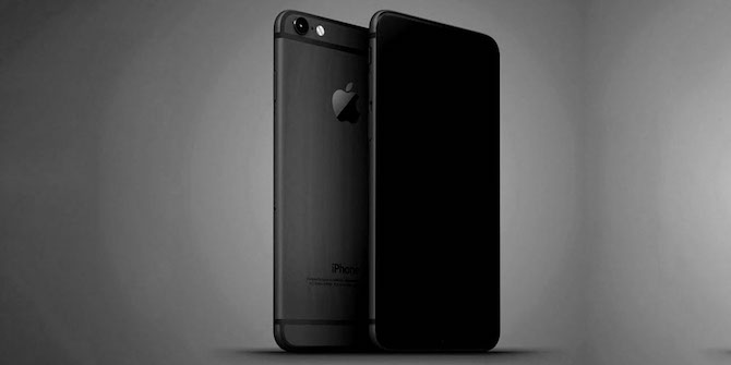 El iPhone 7 vendría en Space Black a juego con el Apple Watch