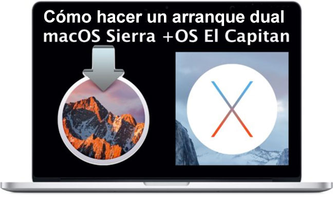 Instalar macOS Sierra 10.12 beta de forma segura en una partición nueva