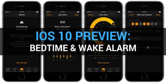 iOS 10 esconde novedades en la aplicación Reloj