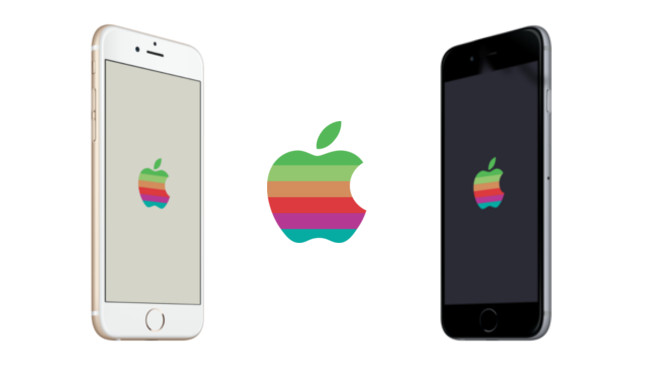 Apple Y Su Manzana Se Llenan De Colores