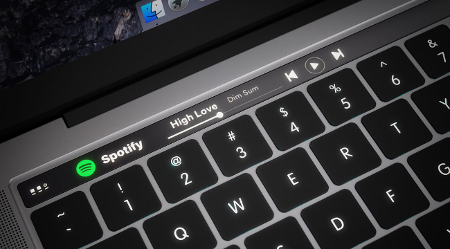 MacBook Pro Martin Hajek