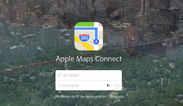 mapas apple connect wwdc